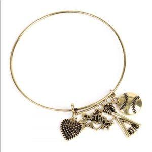 Softball Mom bracelet